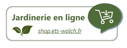 Ets lucien walch sas granules de bois jardinerie for Jardinerie en ligne